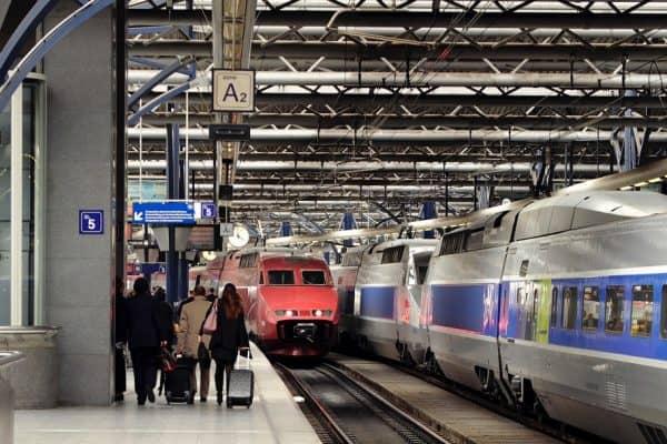 Trains SNCF et Coronavirus