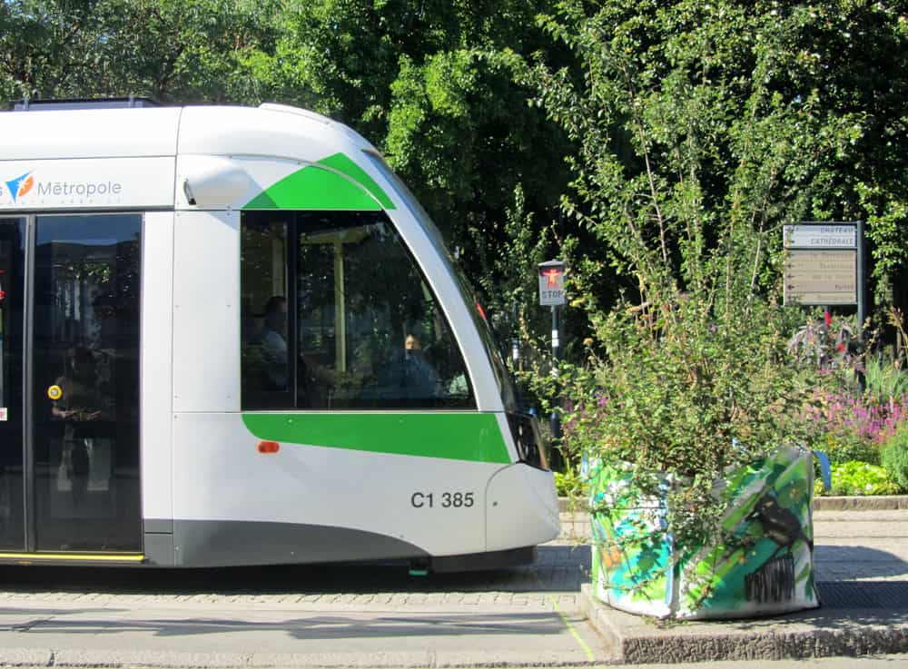 Que voir que faire depuis la gare de Nantes ? © voyagerentrain.fr